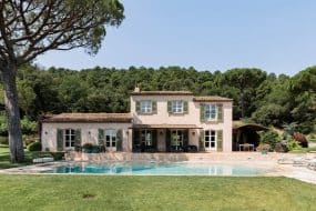 Entertain in Style at a Secluded Luxury Villa with a Pool