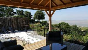 Airbnb fort mahon : logement vue sur la baie