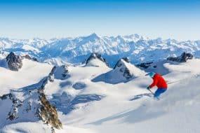 Les 17 meilleures stations de ski des Alpes du Nord
