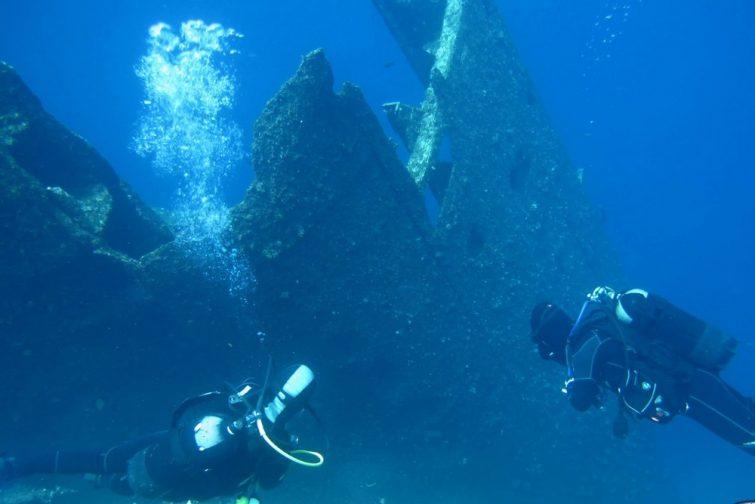 Καταδύσεις Κέρκυρας - Ταξίδι με βάρκα Κέρκυρας