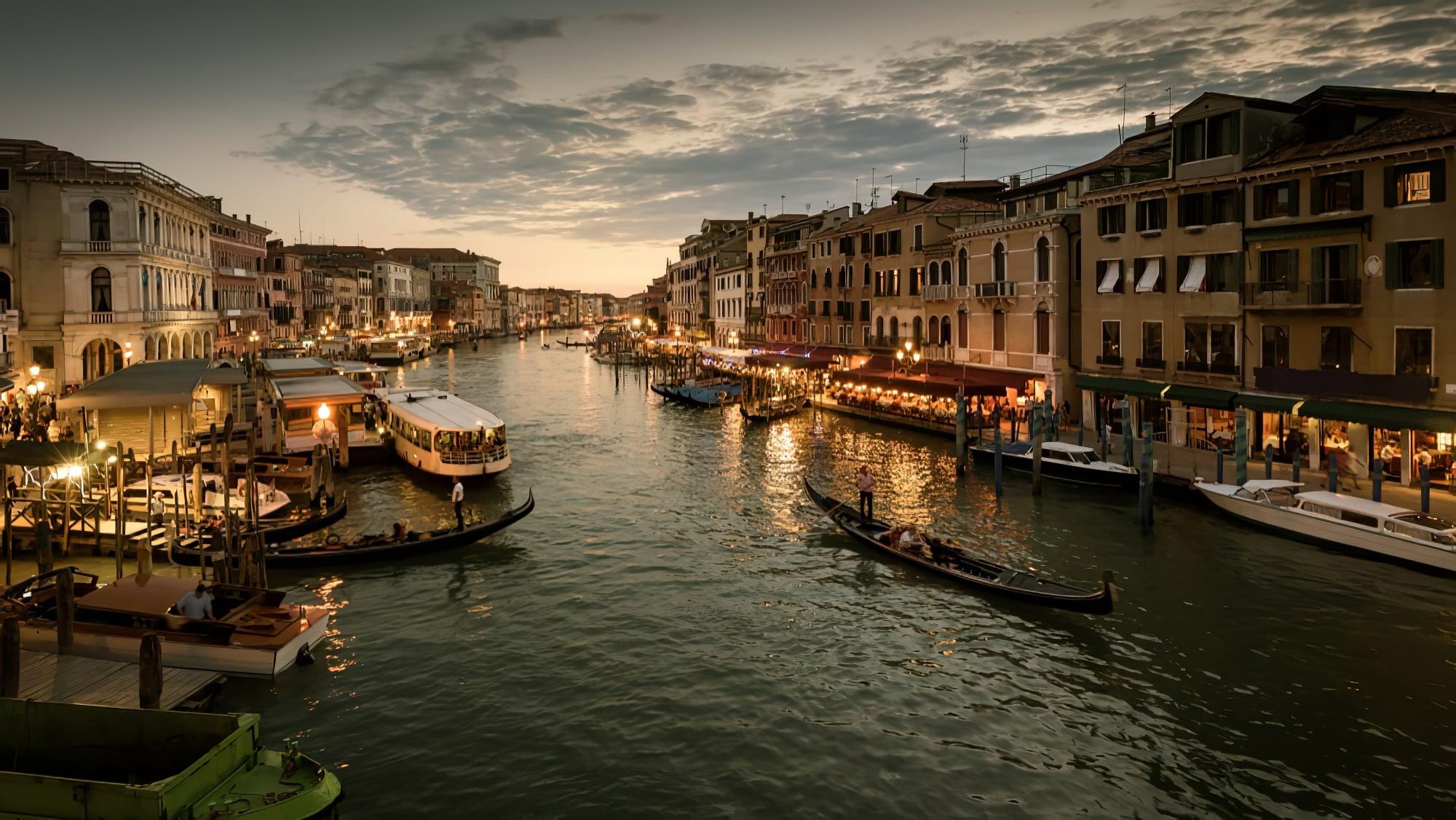 Les meilleurs endroits où sortir à Venise