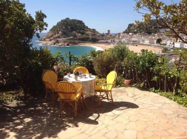 Airbnb Tossa de Mar : les meilleures locations Airbnb à Tossa de Mar