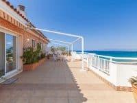 Super appartement toit terrasse plage de Salou