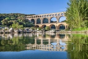 Musée Pont Musée Pont du Garddu Gard