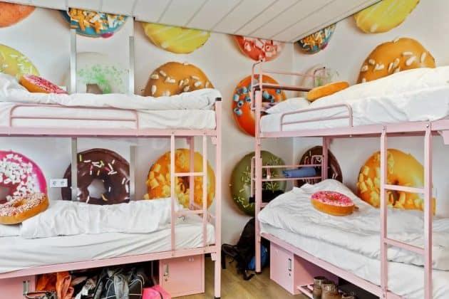 Les 10 meilleures auberges de jeunesse à Amsterdam
