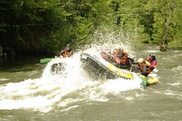 Où faire du rafting en Ariège ?