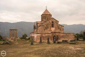 Monastère d'Odzoun Arménie