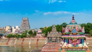 Guide voyage Chennai