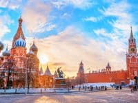 Guide voyage Moscou