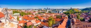 Guide voyage Vilnius