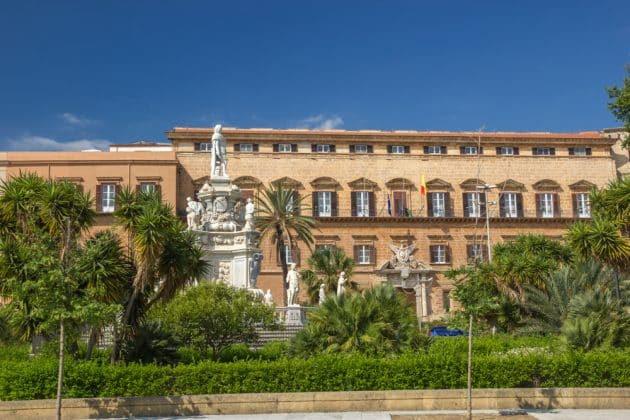 palais-normand-sicile
