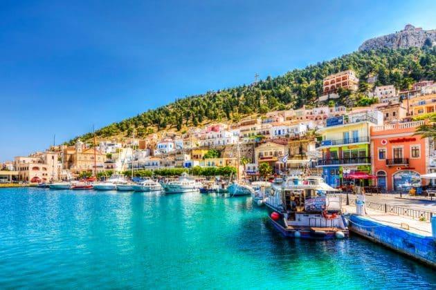 Kalymnos, Grèce
