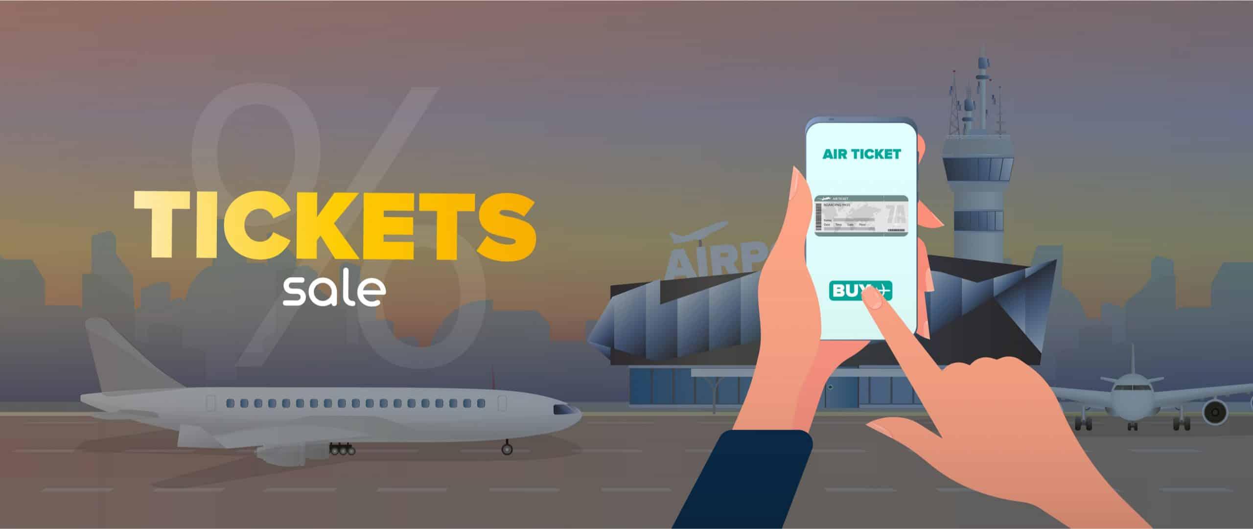réductions billets d'avion