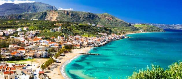 Cartes et plans détaillées de la Crète