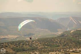 Parapente vall d'Àger Catalogne