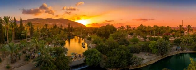 Les 10 sites archéologiques les plus importants d'Israël