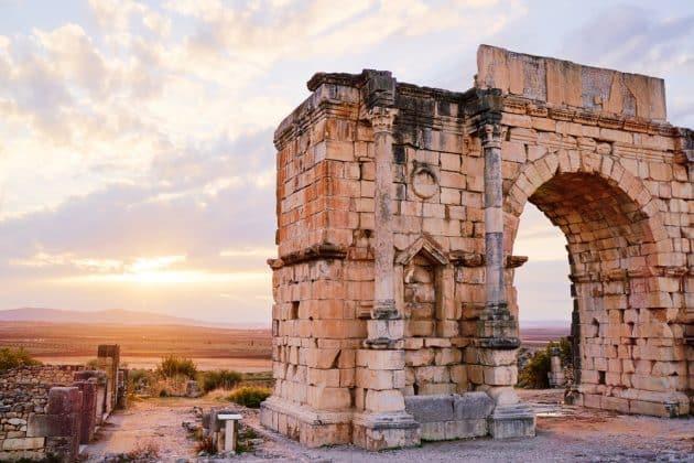 Les 10 sites archéologiques les plus importants du Maroc