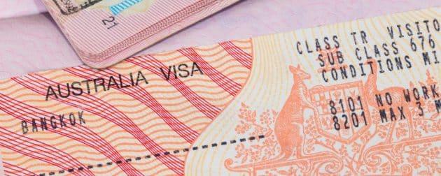 Comment obtenir un visa pour l'Australie ?