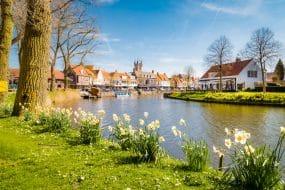 Week-end au Pays Bas en partant de Bruges