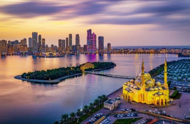Excursion depuis Dubaï à Sharjah