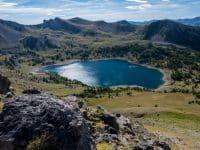 Lac d'Allos, l'un des plus beaux lacs de France