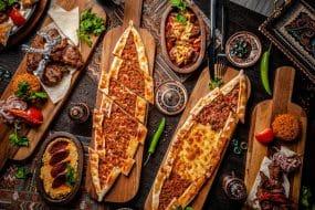 Repas traditionnel turc
