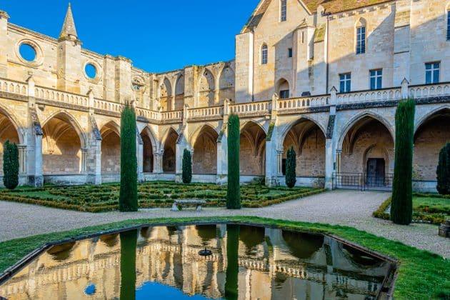 Île de France : Découverte de l'abbaye de Royaumont à 1h de Paris