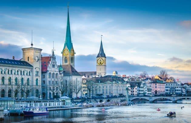 N'allez pas à Zurich