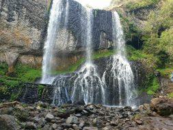 Randonnée auvergne : La Cascade de la Beaume