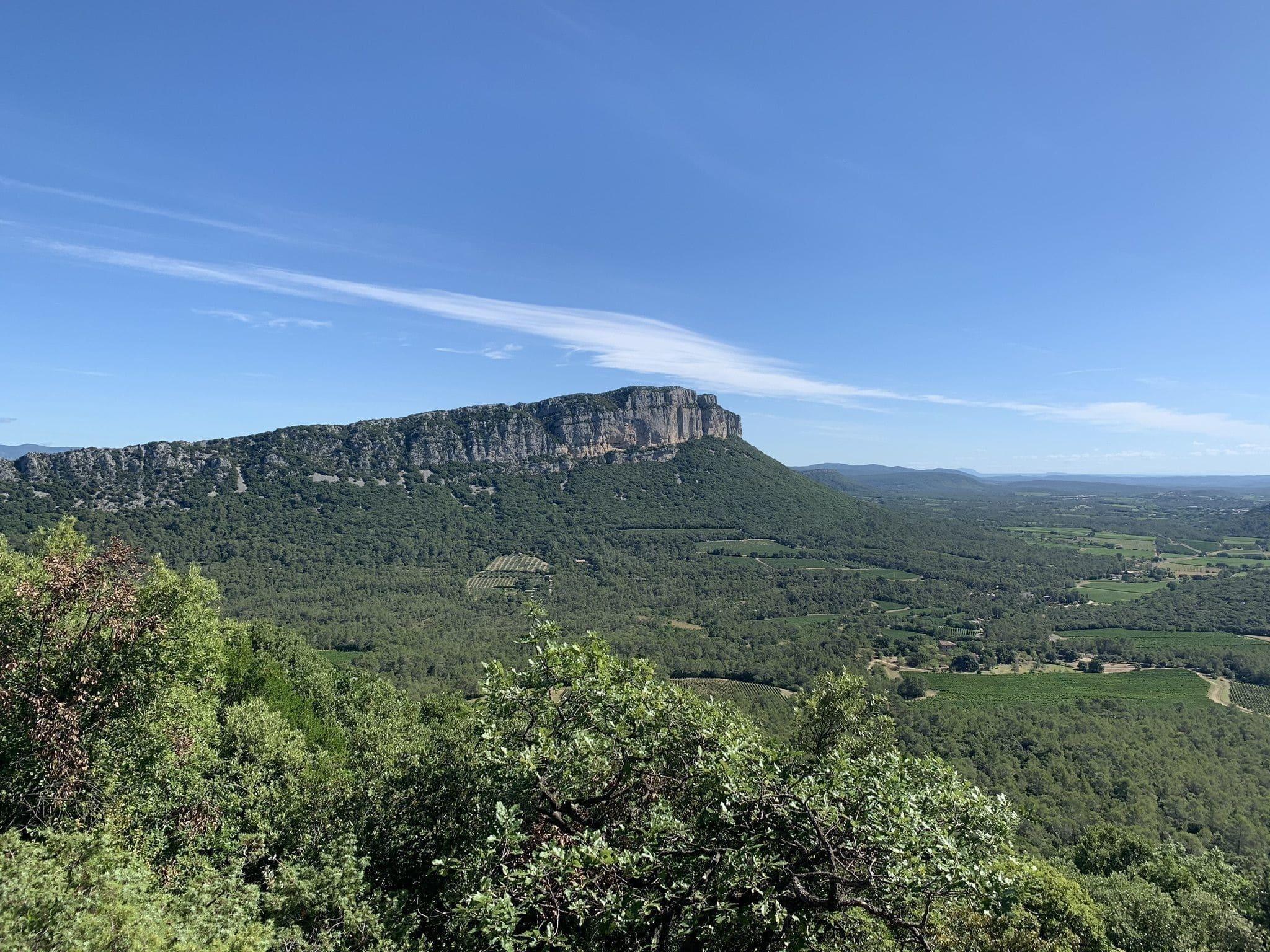 Autour du Pic Saint Loup