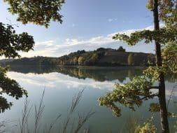Le tour du lac du Messal