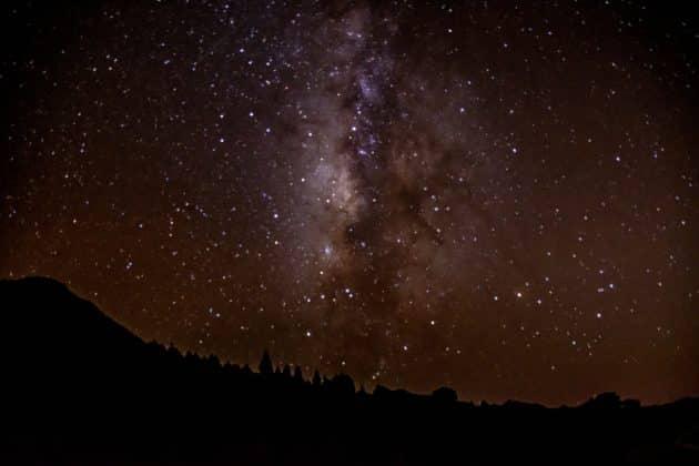 Les 18 meilleurs endroits où observer les étoiles aux Canaries