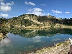 Les Lacs de Bastan et le Pic du Pichaley