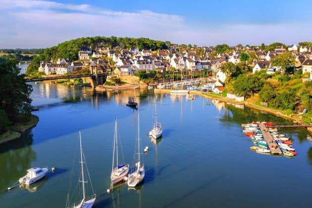 Location bateau La Baule : Itinéraire 3 : Les îles du Morbihan (six jours)