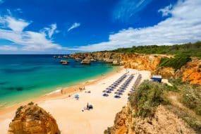 Les plages de Portimao