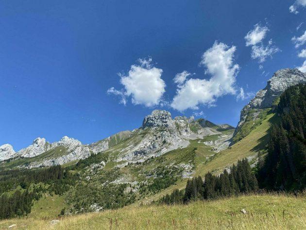 Les 8 plus belles randonnées à faire à La Clusaz