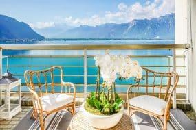 Montreux paradise top view
