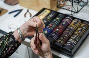 atelier à Montpellier bracelet d'amitié