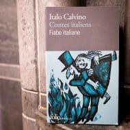 Livres pour apprendre l'italien : Fiabe italiane, Italo Calvino Contes italiens