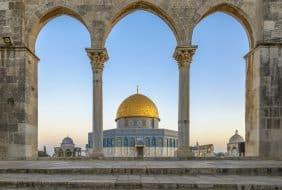 Existe-t-il des visites guidées du Mont du Temple ?