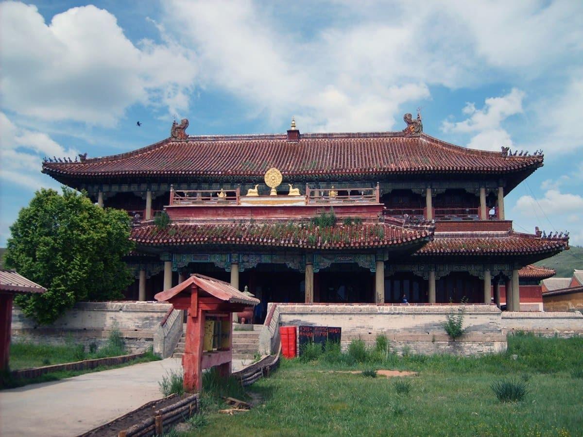 Amarbayasgalant Khiid - visiter mongolie