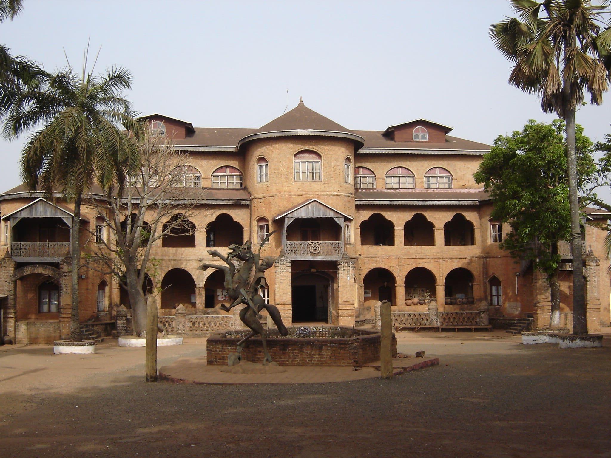 palais du sultan foumban