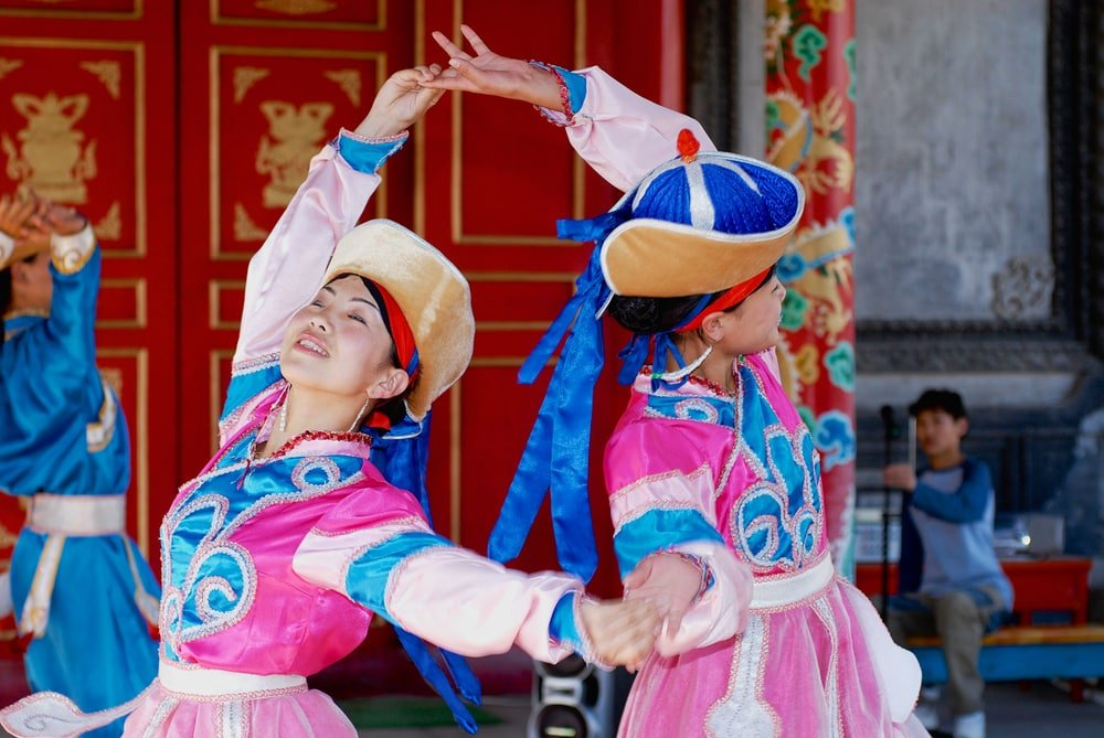 assister à un spectacle traditionnel mongol