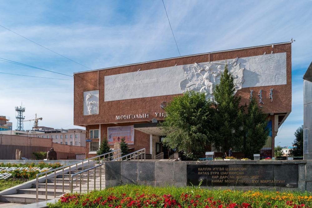 visiter oulan bator : le Musée national de la Mongolie