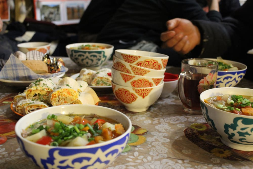 visiter oulan bator : la gastronomie locale