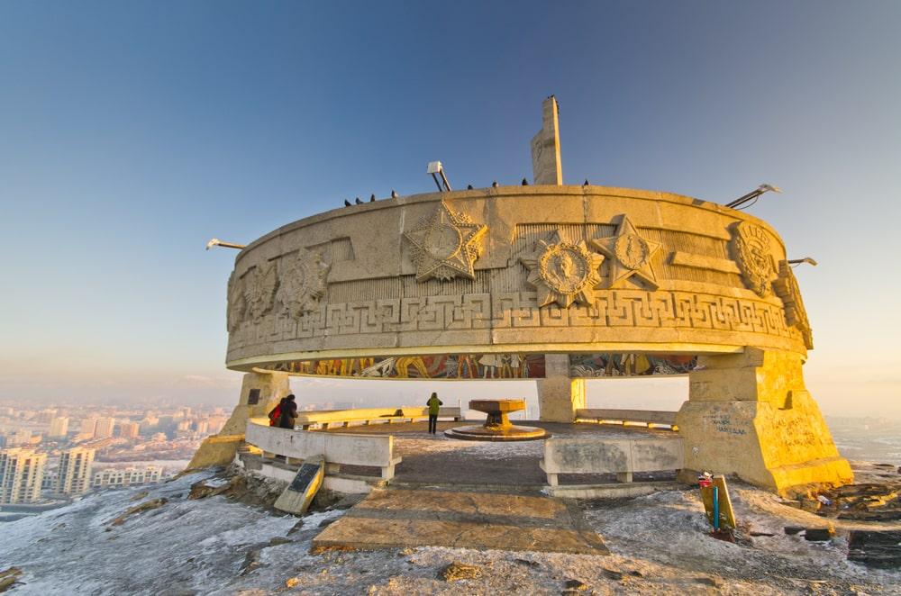 visiter oulan bator : le Zaisan Mémorial