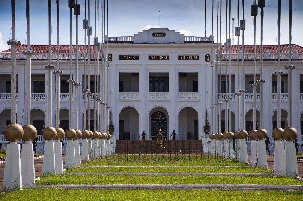 visiter Yaoundé : le musée national du Cameroun