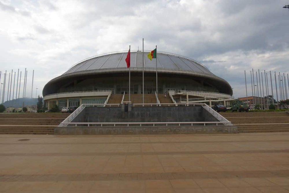 Le Paposy, le Palais Polyvalents des Sports de Yaoundé