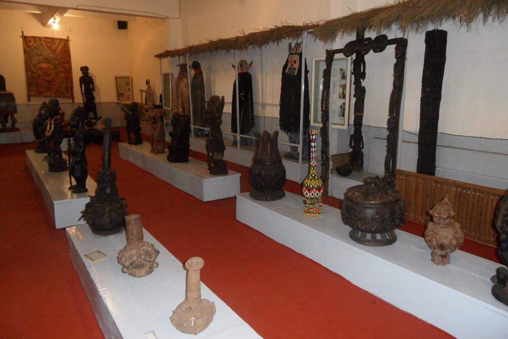 Le musée La Blackitude