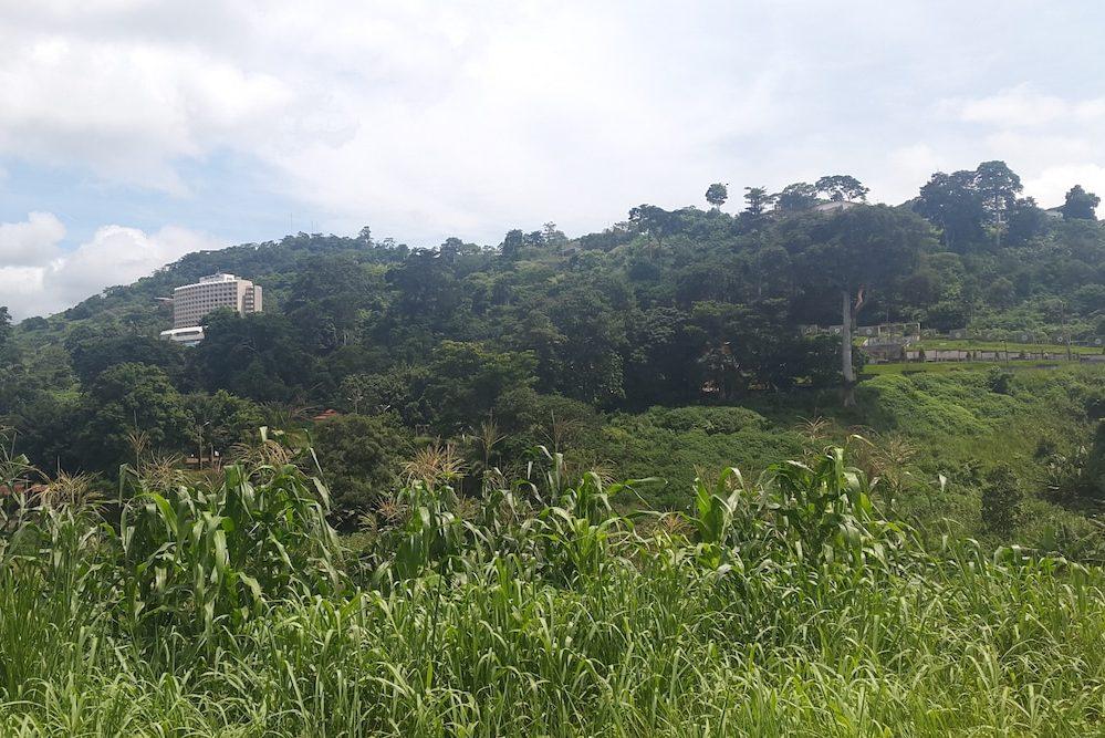 visiter Yaoundé : le mont Fébé
